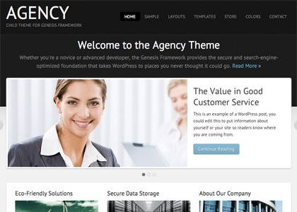 agency theme