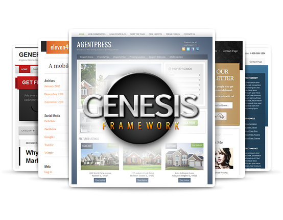 WordPress Themes &#8211; Genesis Framework Review